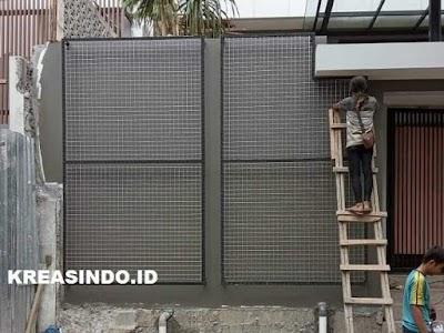 Ingin Memiliki Kebun Vertikal di Rumah? Kreasindo Menghadirkan Jasa Rambatan Besi Vertical Garden Jakarta