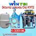 Osmoseur Ecopure domestique pour filtration et purification d'eau - Garantie 1 an - à 1300 DH chez Hmiztak