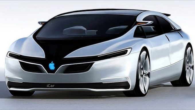 Apple Aims To Produce Self Driving Electric Cars By 2024.