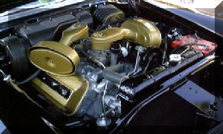 Chrysler Hemi In C Engine