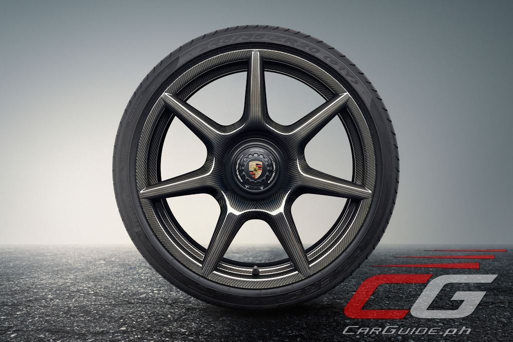 This Special Set Of Carbon Fiber Wheels Are Manufactured Entirely From Reinforced Polymer Cfrp Its Comprised Two Components