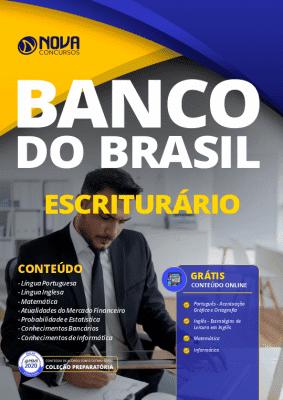 Apostila Concurso Banco do Brasil 2020 Escriturário Grátis Cursos Online
