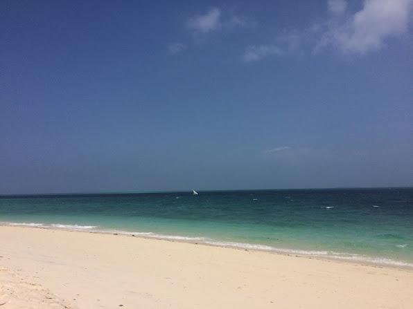 Spiaggia di Zanzibar