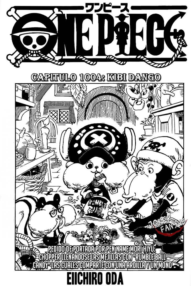 One Piece: Chapter 1004-qj6f9 - Page 1