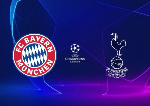 Bayern Munich vs Tottenham Hotspur -Highlights 11 December 2019