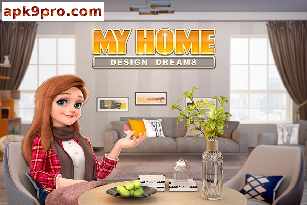 My Home – Design Dreams 1.0.182 Apk + Mod (File size 122 MB) for android