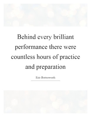 Brilliant Quotes About Practice