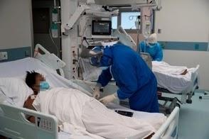 Sube la presión por camas mientras crece espiral de muertes y contagios