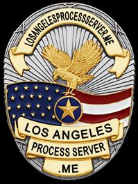 process server in Los Angeles
