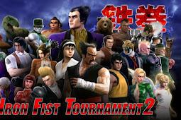 Free Download Game Tekken 2 for Computer PC or Laptop