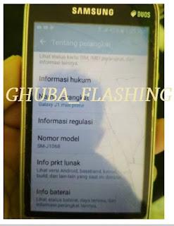 Cara Flash Samsung Galaxy J1 Mini Prime (SM-J106B) 100% Work