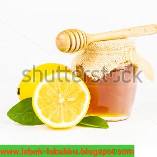 cara menghilangkan jerawat dengan bahan alami madu jeruk nipis lemon