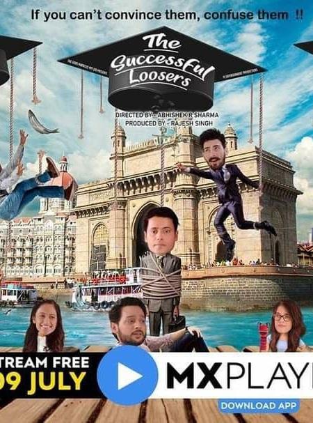 The Successful Loosers 2021 Hindi 720p MX HDRip 700MB Download
