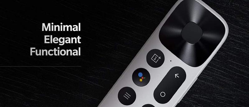 Minimalist remote