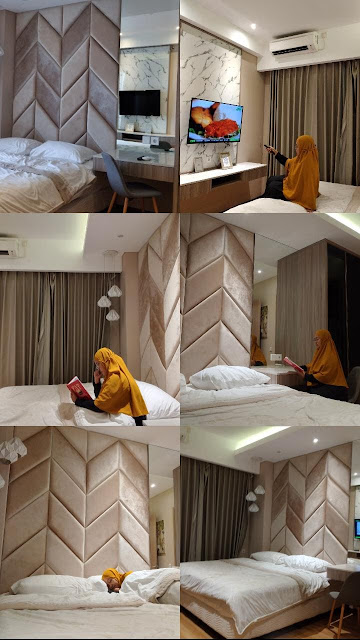 Executive room senyum world hotel