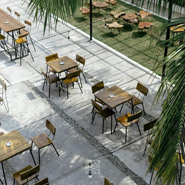 Cafe Ruang Sarca Medan