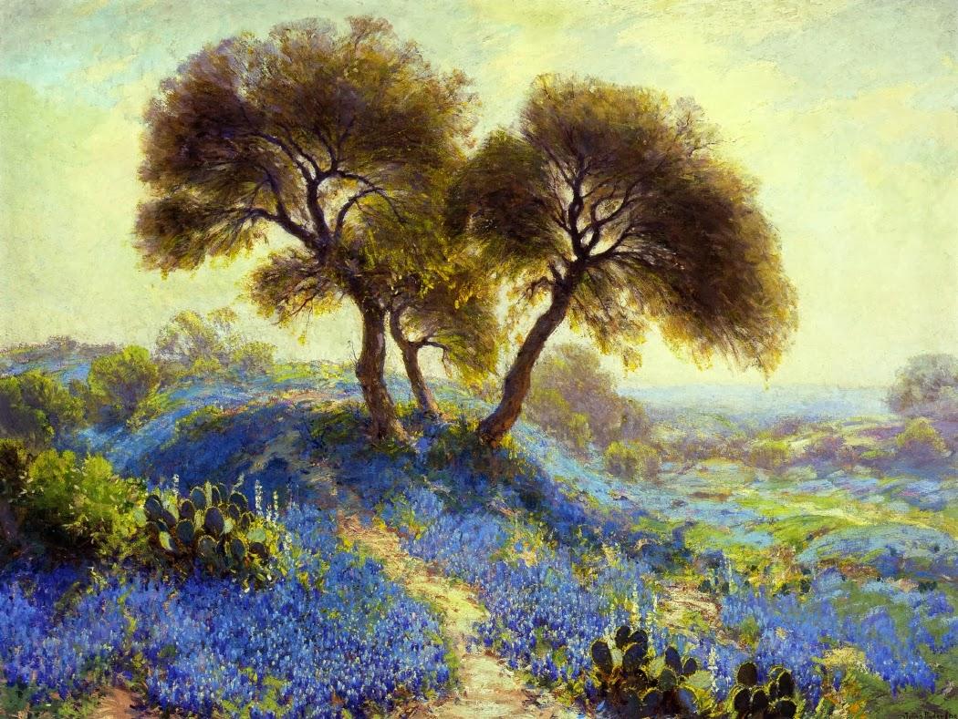 Aaa San Antonio >> Julian Onderdonk ~ Impressionist painter   Tutt'Art@   Pittura • Scultura • Poesia • Musica