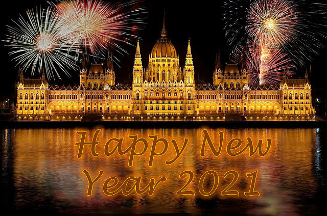 Happy new year 2021 GIF