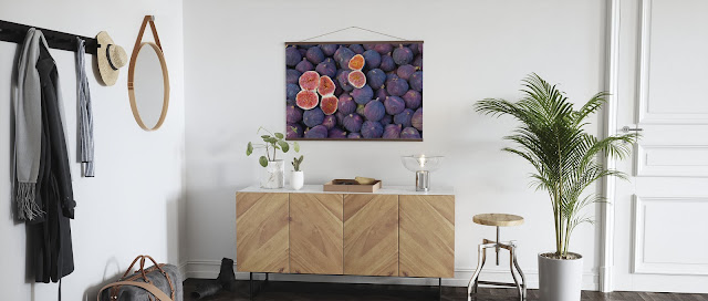 POSTER OF FIGS BY PHOTOWALL