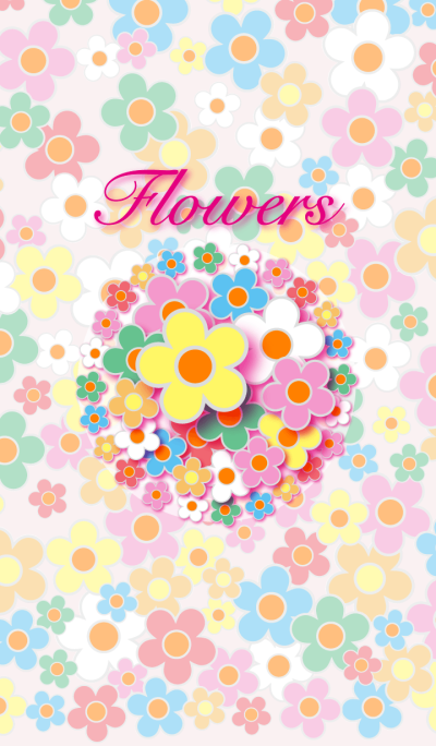 A lot of flowers 1.2