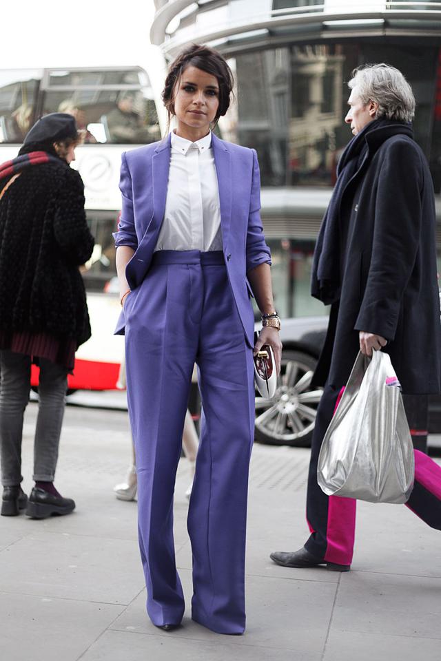 Traje-pantalón para invitadas con estilo | A todo Confetti - Blog de ...