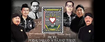 Warga PSHT Lampung