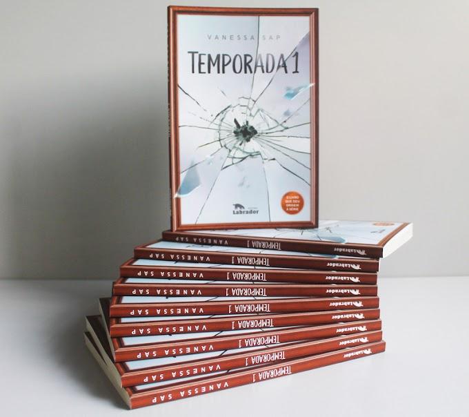 Livro Temporada 1 chega às livrarias com grande potencial para se transformar na sua próxima série preferida