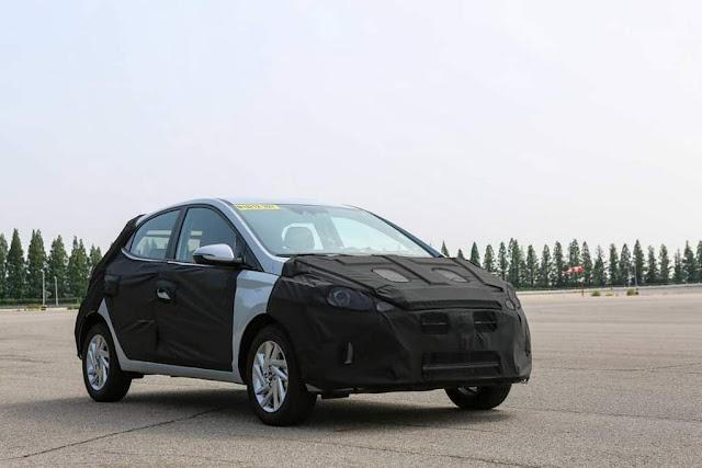 Novo Hyundai Hb20 2020