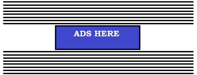 cara memasang iklan adsense di tengah postingan