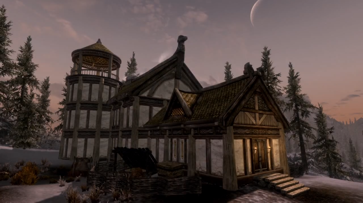 Skyrim How To Decorate House In Windhelm Designing An Aesthetic