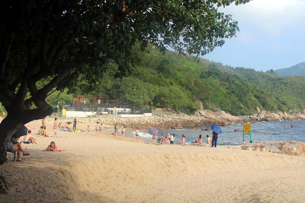 Hung Shing Yeh Beach, Lamma Island   Hong Kong travel blog   lifestyle blogger