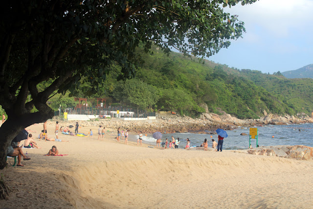 Hung Shing Yeh Beach, Lamma Island | Hong Kong travel blog | lifestyle blogger