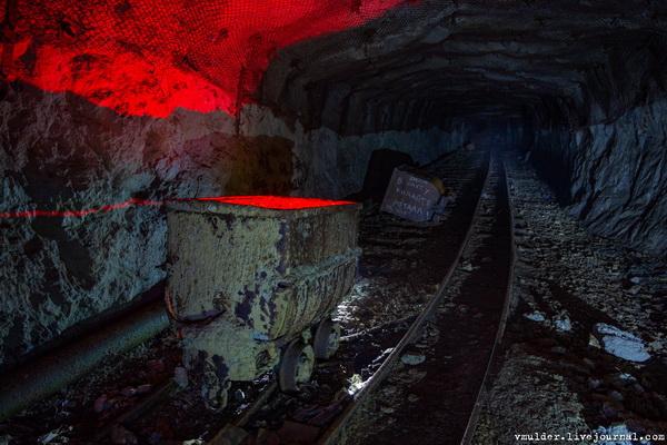 Лермонтовский рудник №1, Штольня №31