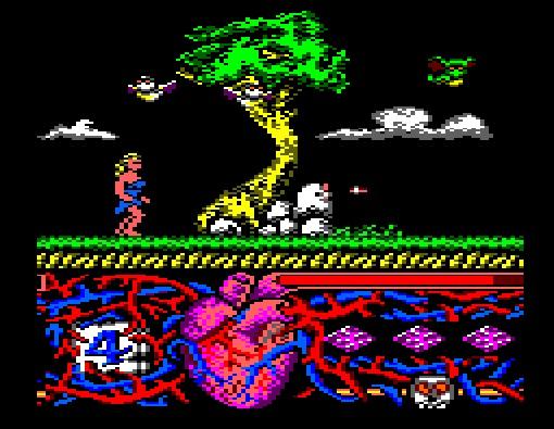 Hundra - Amstrad CPC
