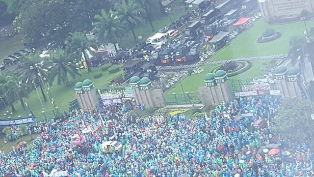 Aksi 212 Jilid 2 : Jika Ahok Tidak ditahan, Maka Jangan Terkejut Jokowi Kami Tumbangkan