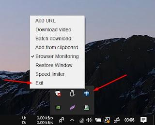 Install XDM di Windows