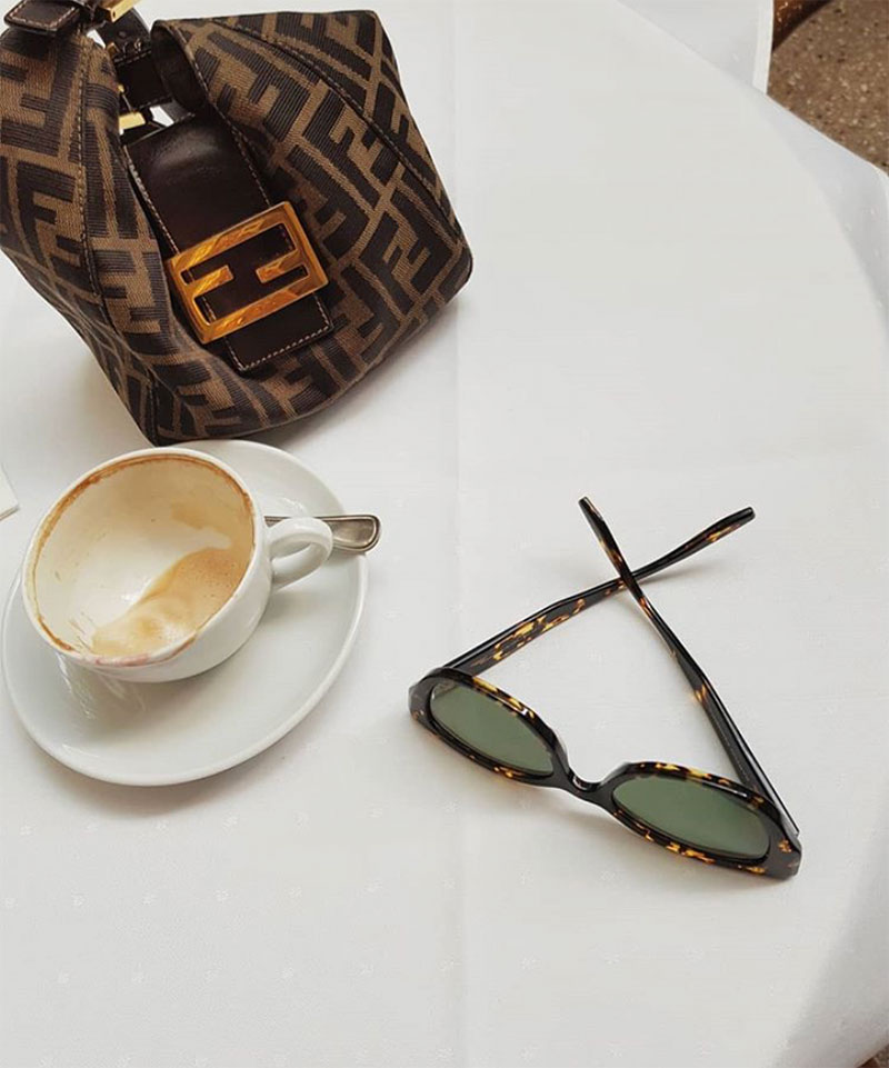 Style Inspiration | Logo Mania: The Return of Fendi & Karl Lagerfeld's Last Work