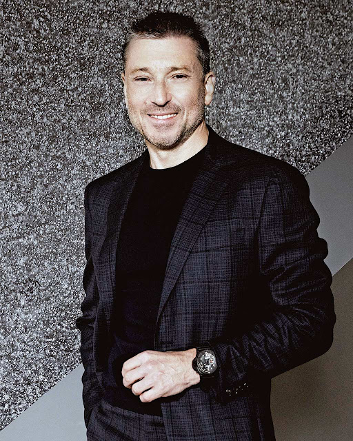 Jean-Marc Pontroué, CEO at Panerai