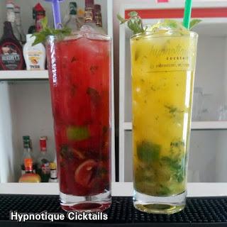 Hypnotique Cocktails