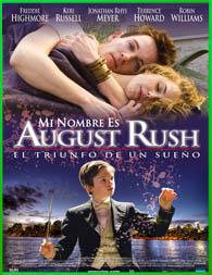 August Rush (El triunfo de un sueño) (2007) | 3gp/Mp4/DVDRip Latino HD Mega