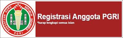 Cara Registrasi Anggota PGRI Online
