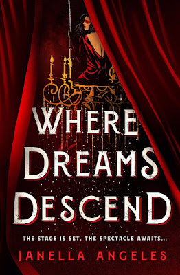 When Dreams Descend by Janella Angeles