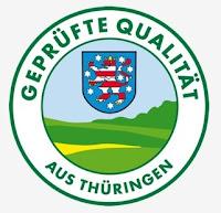 Qualitätszeichen Geprüfte Qualität aus Thüringen
