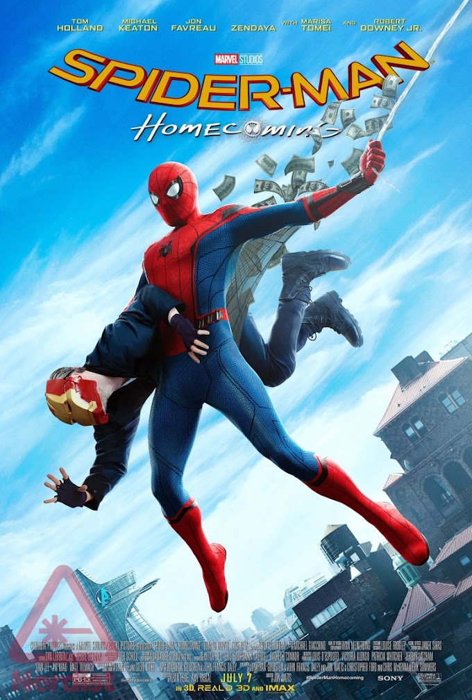 DOWNLOAD FULL MOVIE: Spiderman Homecoming 2017 720p HD