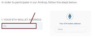 Ethereum adress