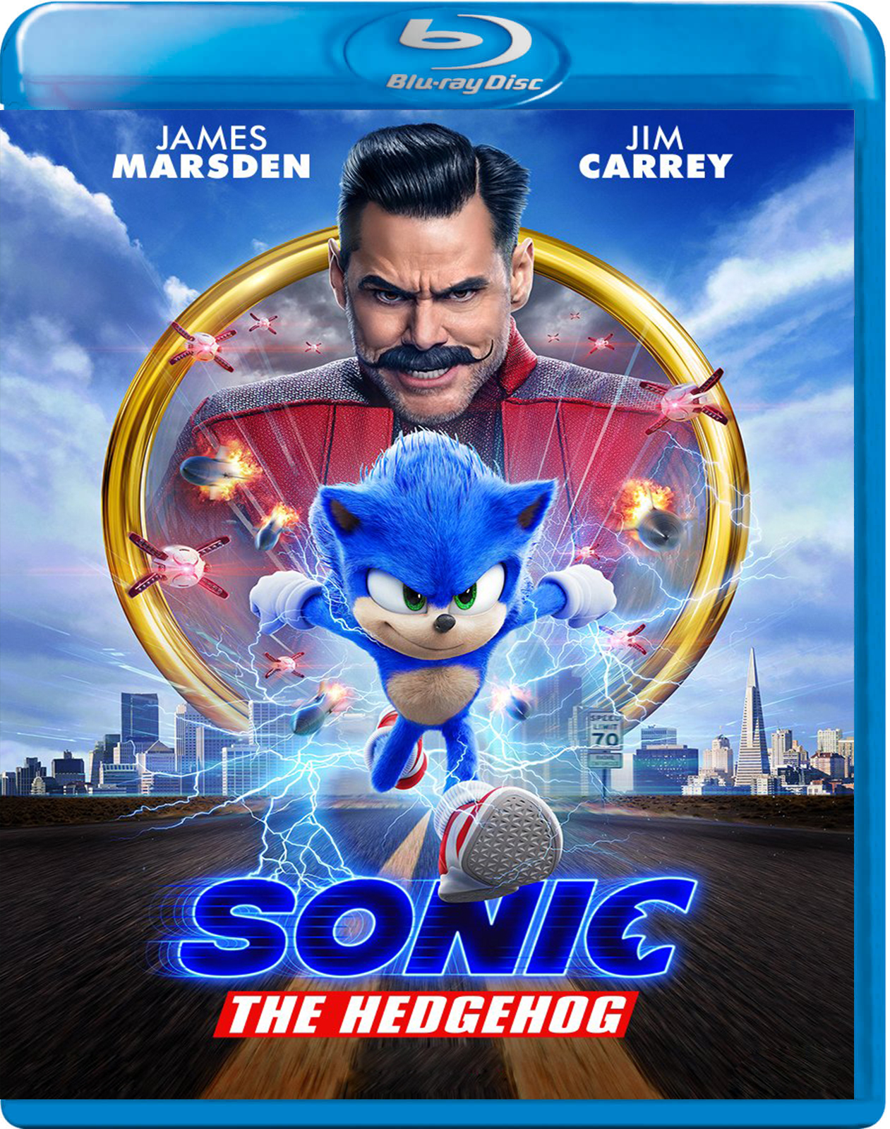 Sonic the Hedgehog [2020] [BD50] [Latino – Castellano]