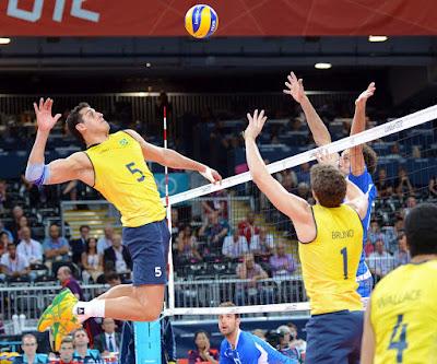 Horário do jogo Brasil x EUA  vôlei Masculino 13 de Agosto 13-08-2017
