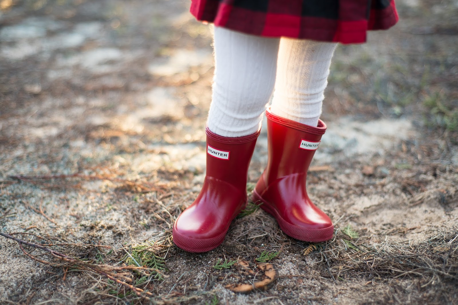 Baby Hunter Boots - Something Delightful Blog