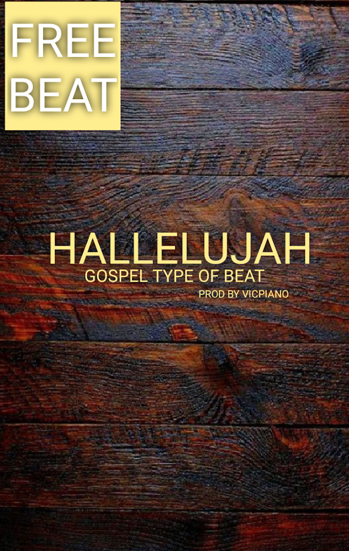 FREE BEAT_HALLELUJAH_PROD BY VICPIANO