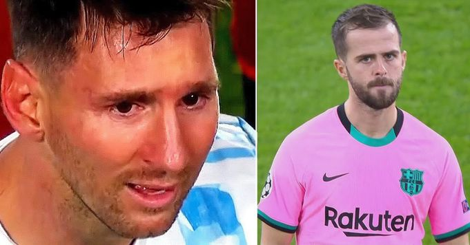 Pjanic reveals his honest conversations with Leo Messi